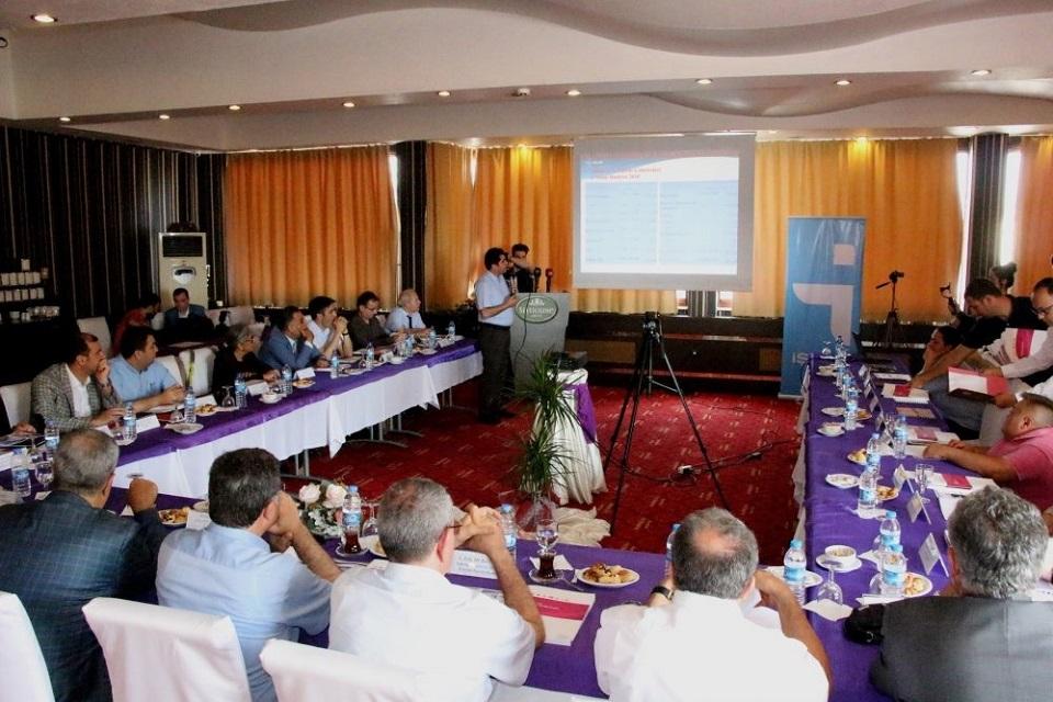Samsun İl İstihdam ve Mesleki Eğitim Kurulu Toplantısı