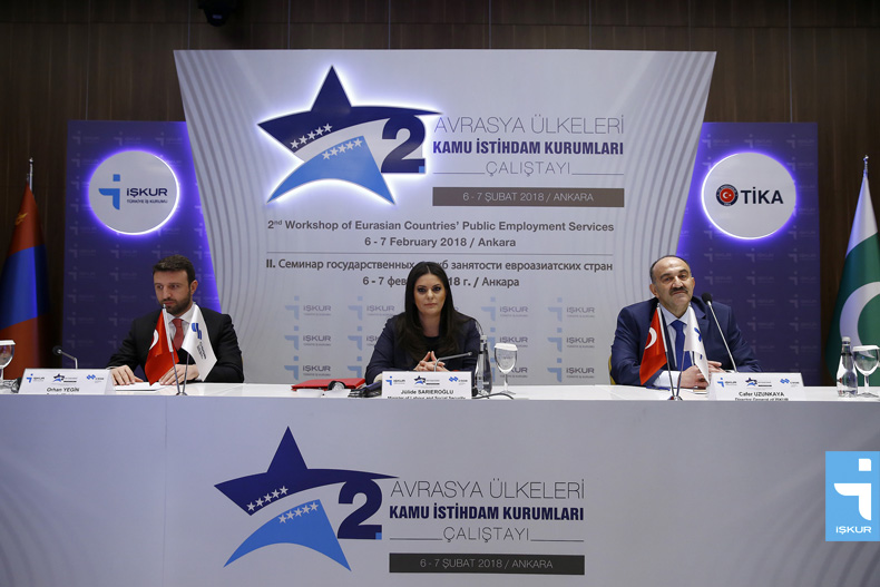 Eurasian Countries Meet in Ankara