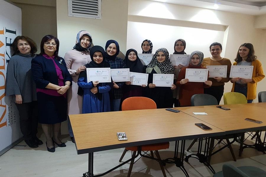 Zonguldak'ta İş Kulübü Eğitimleri İle Gençleri Geleceğe Hazırlıyoruz