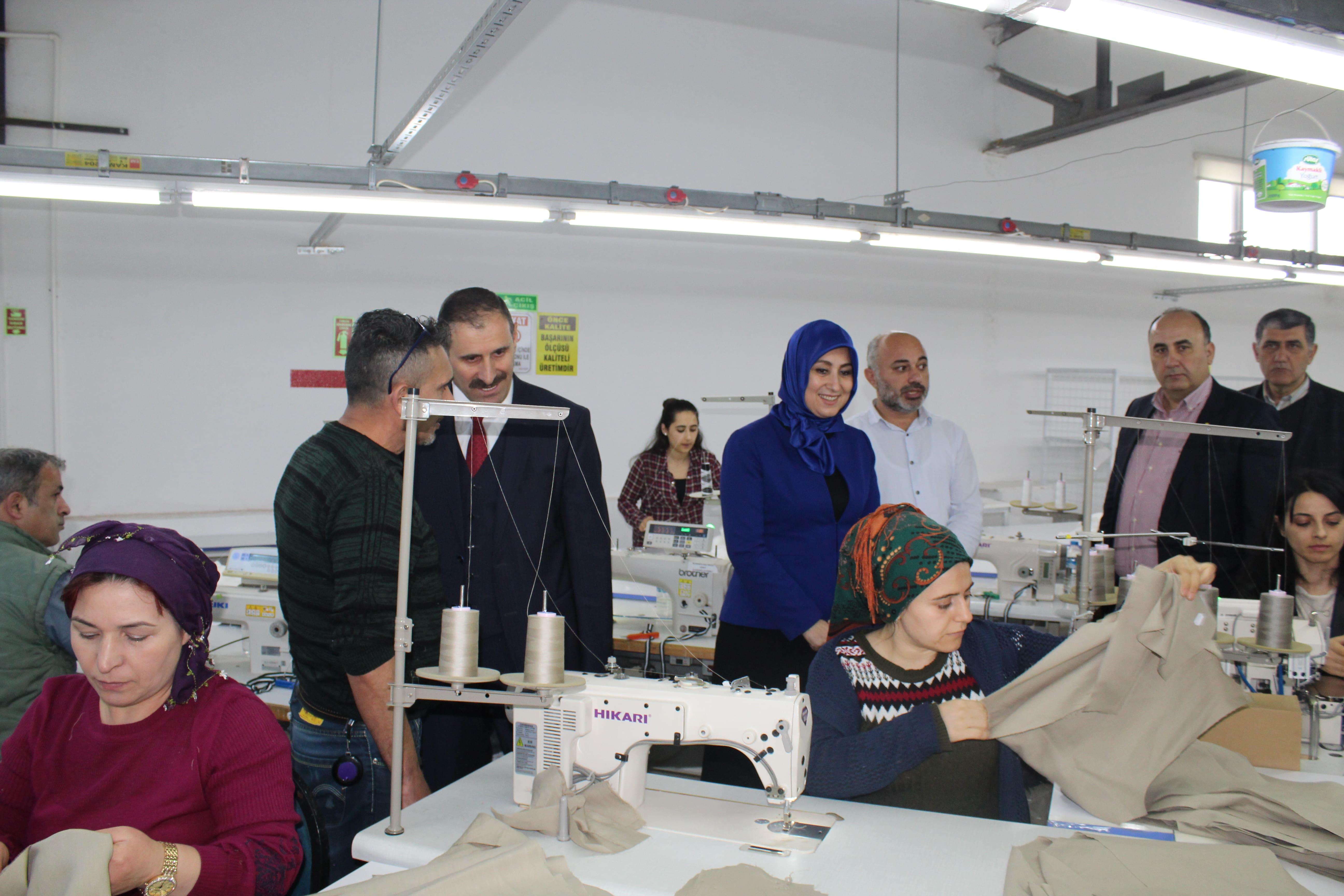 Amasya'da İşverenlerimizi Yeni Teşviklerle İlgili Bilgilendirmeye Devam Ediyoruz