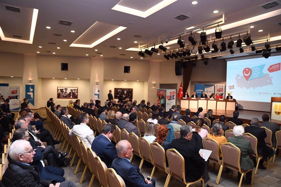 ETSO'da İstihdam Seferliği Toplantısı Düzenlendi
