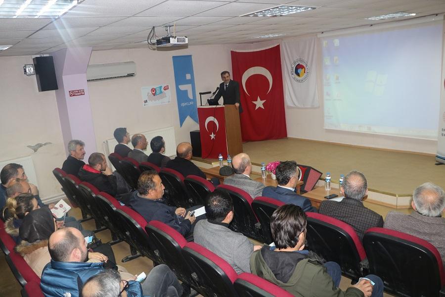 Erzurum Oltu'da İstihdam Serferberliği Kapsamında Teşvik  ve Destekleri Anlattık