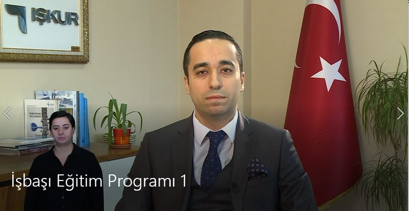 İşbaşı Eğitim Programı Videosu