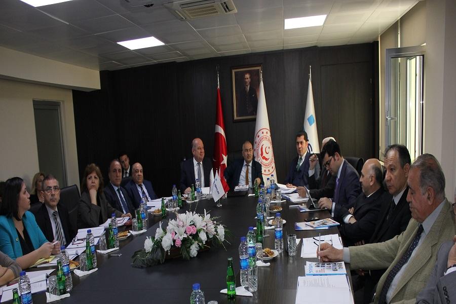 İzmir İl istihdam Ve Mesleki Eğitim Kurulu Toplantısı Yapıldı