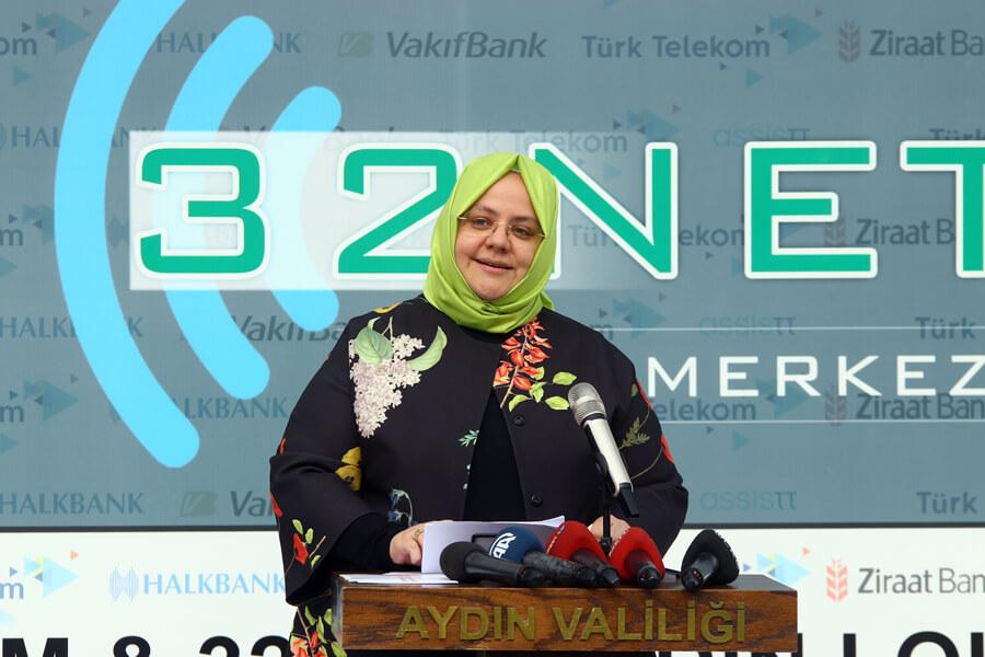 Bakanımız Selçuk, İstihdam Seferberliği 2019 Aydın İstihdam Buluşmasına Katıldı