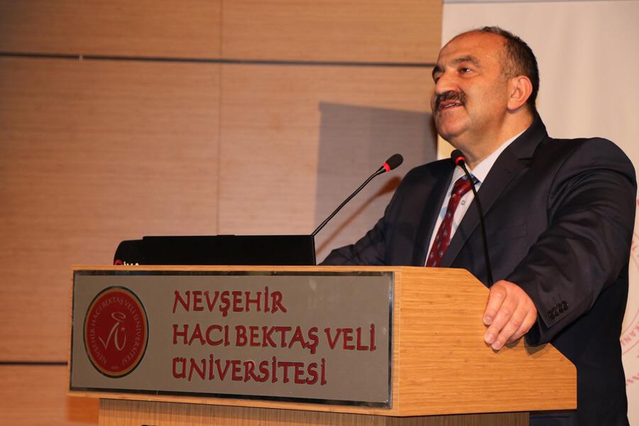 Genel Müdürümüz Nevşehir'de