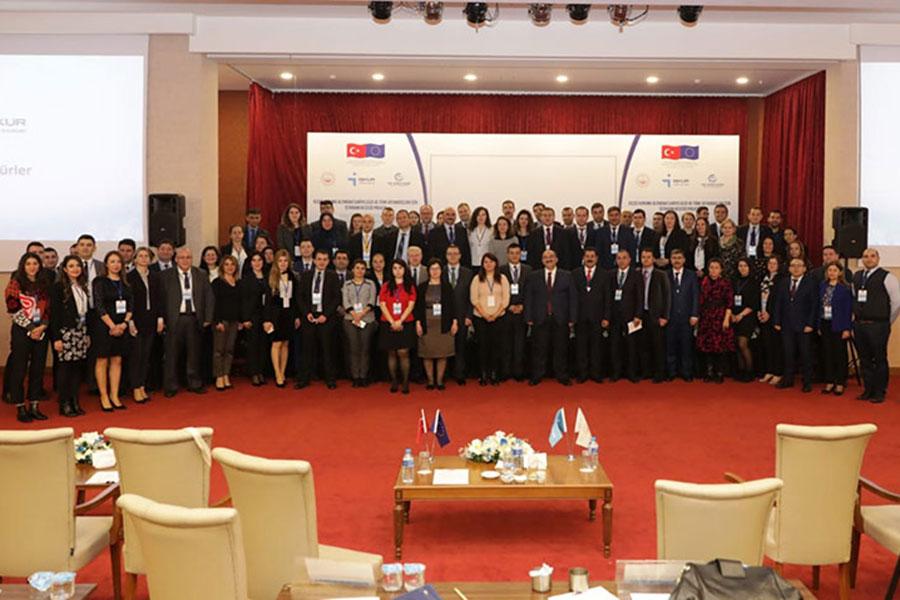 İstihdam Desteği Projesi Çalıştayı Ankara'da Yapıldı