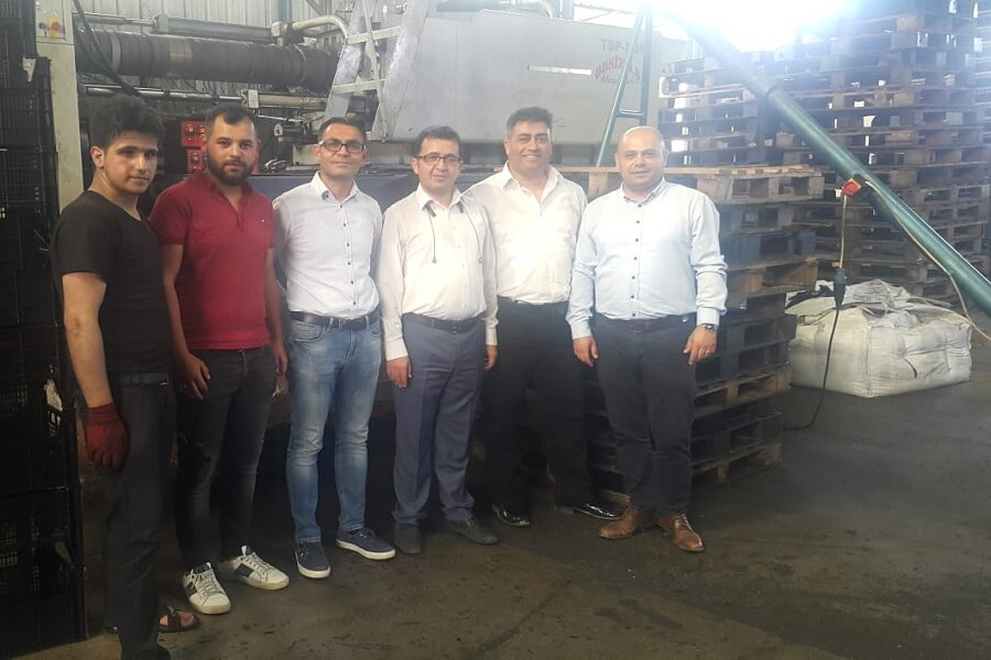 Mersin'de İstihdam Teşvikleri Bilgilendirme Ziyaretlerimiz Devam Ediyor