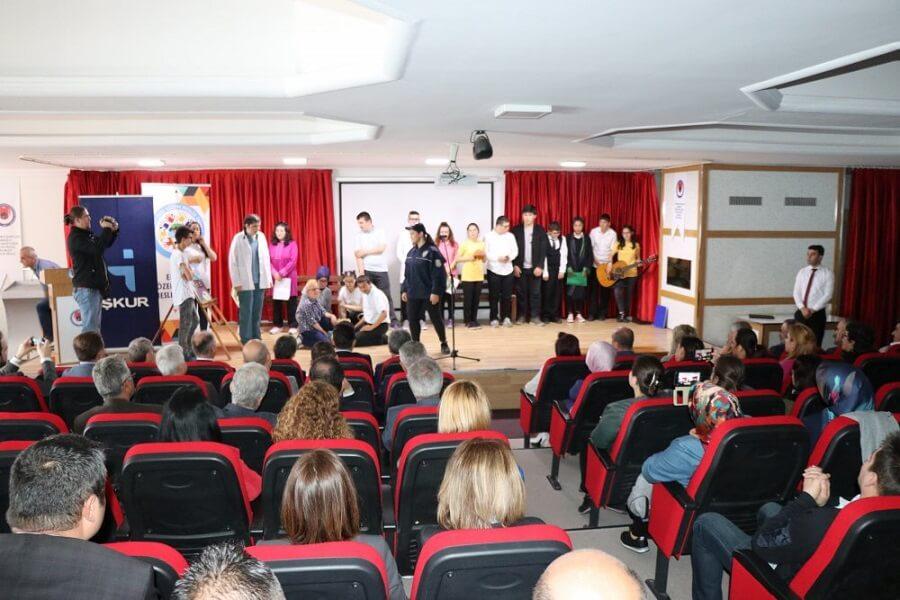 Zonguldak Engelliler Haftası Etkinliklerine Katıldık