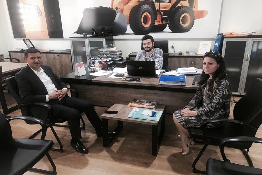 Diyarbakır'da İstihdam Seferberliği Kapsamında Ziyaretlerimiz Devam Ediyor