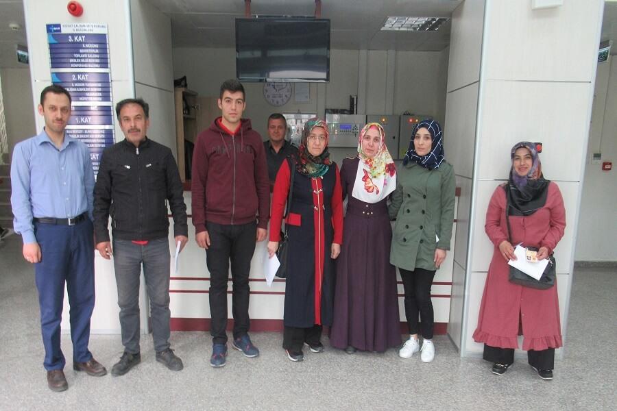 Yozgat'ta İşbaşı Eğitim Programımız Başladı