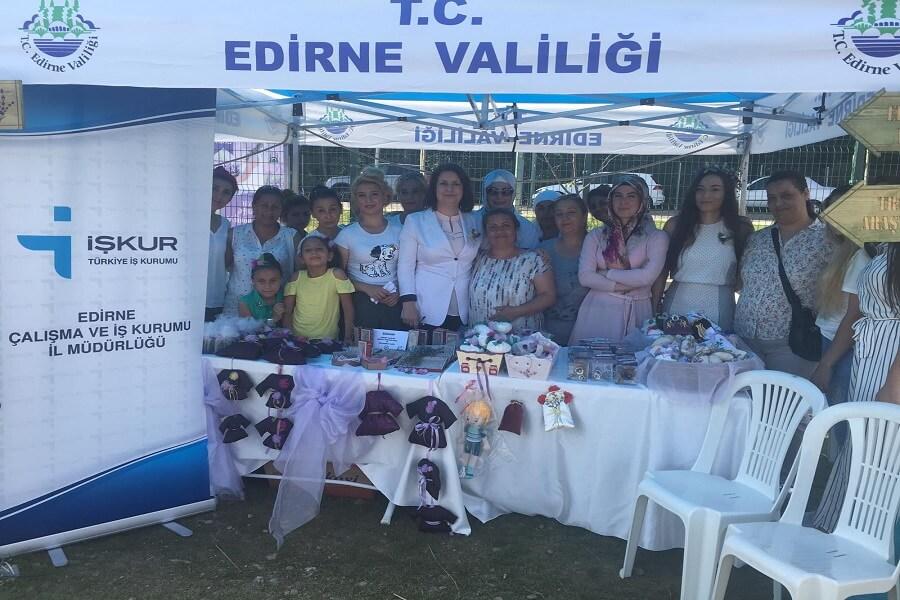 Kursiyerlerimiz Edirne Lavanta Festivaline Katıldı
