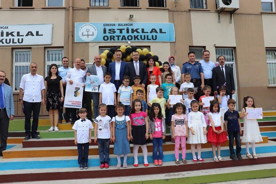 Giresun'da Çocuk İşçiliğiyle Mücadele Günü Bilgilendirme Toplantısı Gerçekleştirdik