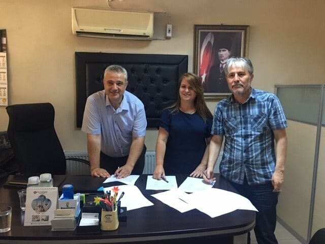 Manisa'da MEGİP Kapsamında Kurs Düzenliyoruz