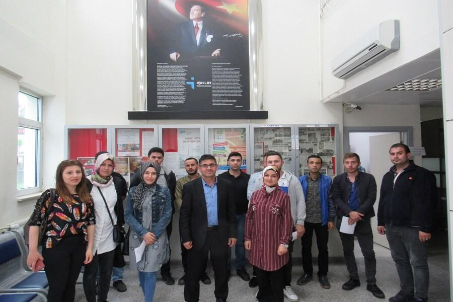 Yozgat Şehir Hastanesinde İşbaşı Eğitim Programı Başlattık