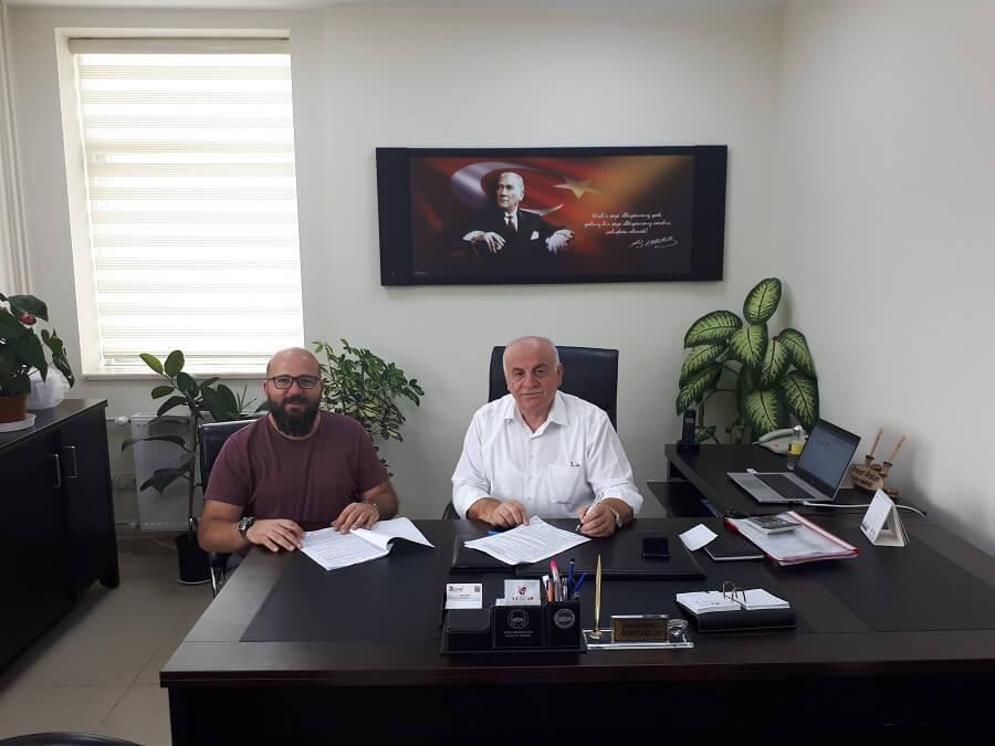 Kastamonu'da İşbaşı Eğitim Programı Protokolü İmzaladık