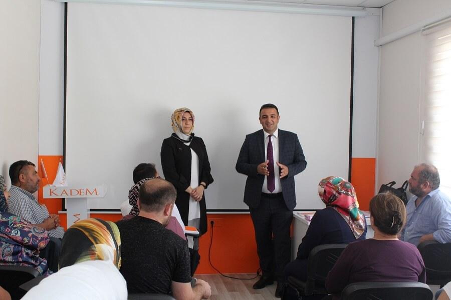 Kadem'de Bu Yıl Birincisini Düzenlediğimiz Girişimcilik Eğitim Programı Katılımcılarını Ağırlıyor