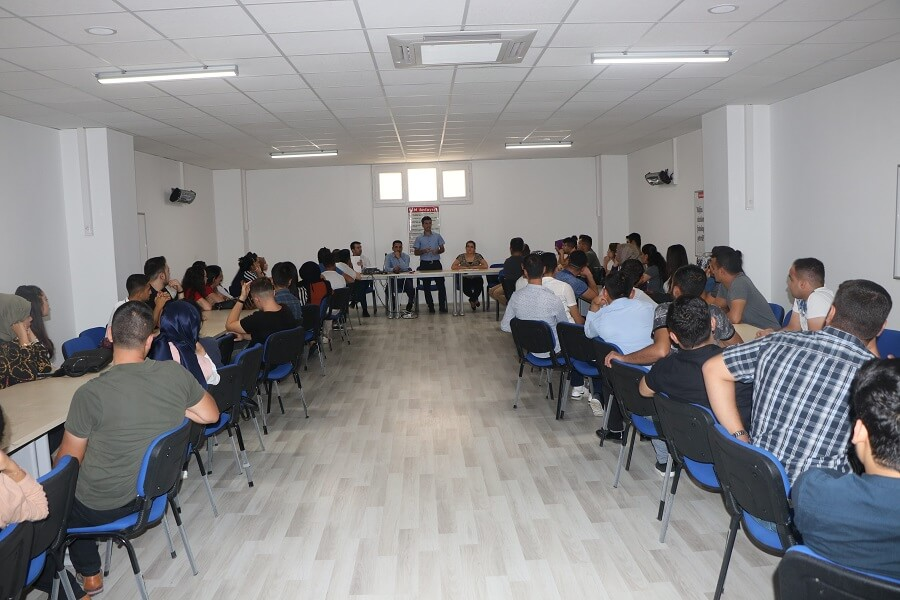 Gaziantep'te 80 Kişilik İşbaşı Eğitim Programı Başlattık