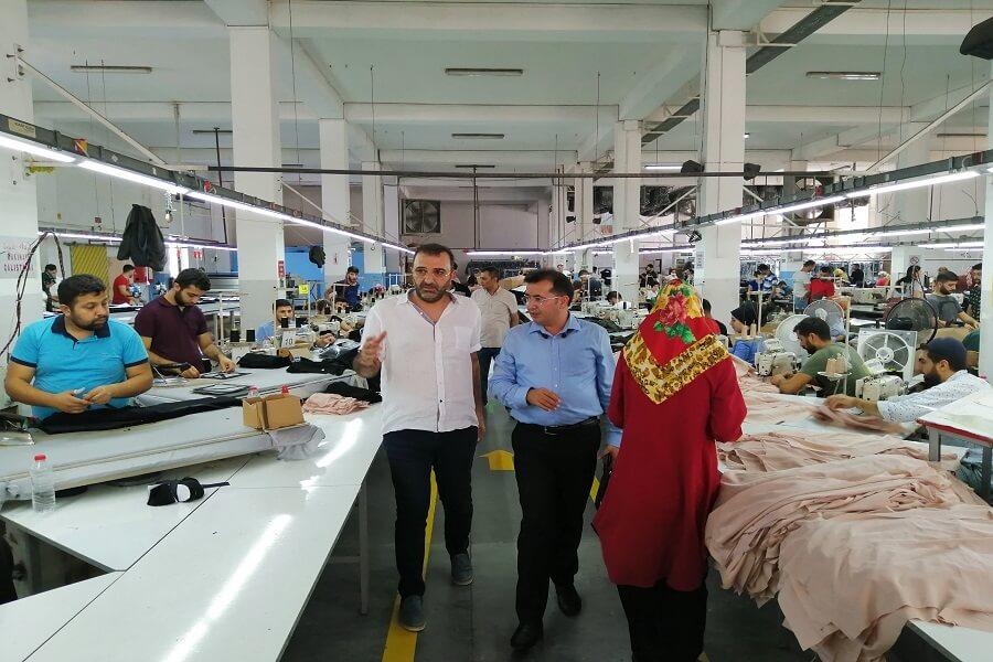 Mersin'de MEGİP Kapsamında Kurs Başlattık