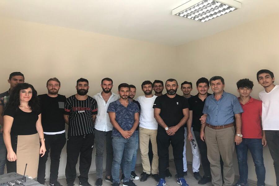 Zonguldak'ta İş Arama Becerileri Semineri Verdik