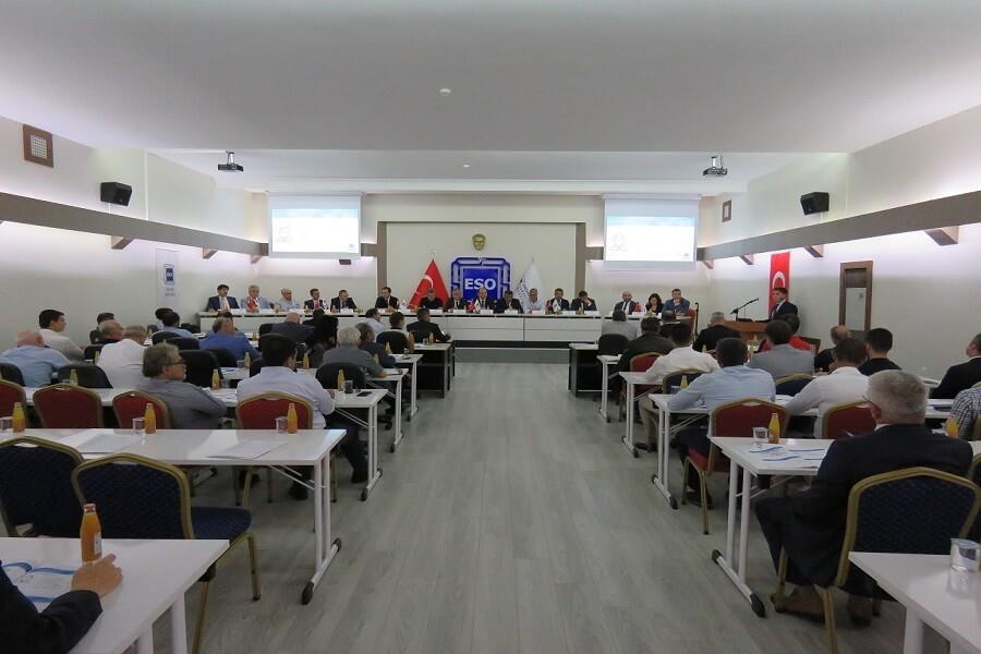 Eskişehir Sanayi Odası Yeni Üyelerine İstihdam Teşviklerini Anlattık