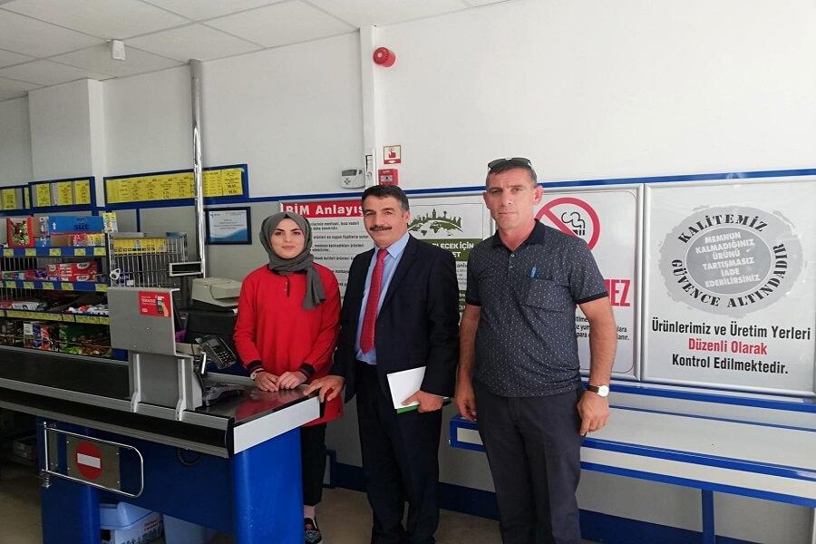 Sivas'ta MEGİP Kapsamında Başlattığımız Kursu Ziyaret Ettik