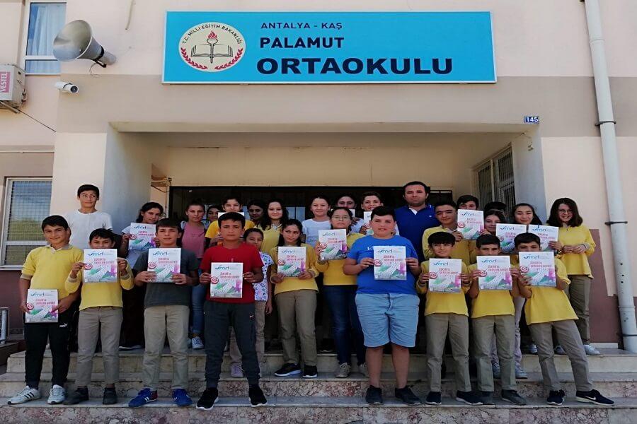 Antalya'da Öğrencilere Geleceğin Mesleklerini Anlattık