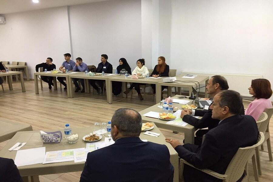 Karabük'te İşbaşı Eğitim Programını Tamamlayan Katılımcılar İstihdam Edildi