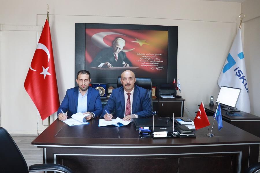 Giresun'da İşbaşı Eğitim Programı Protokolü İmzaladık