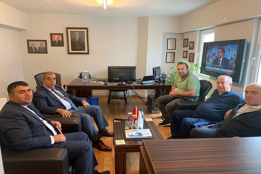 Samsun'da İşyeri Bilgilendirme Ziyaretleri Gerçekleştirdik