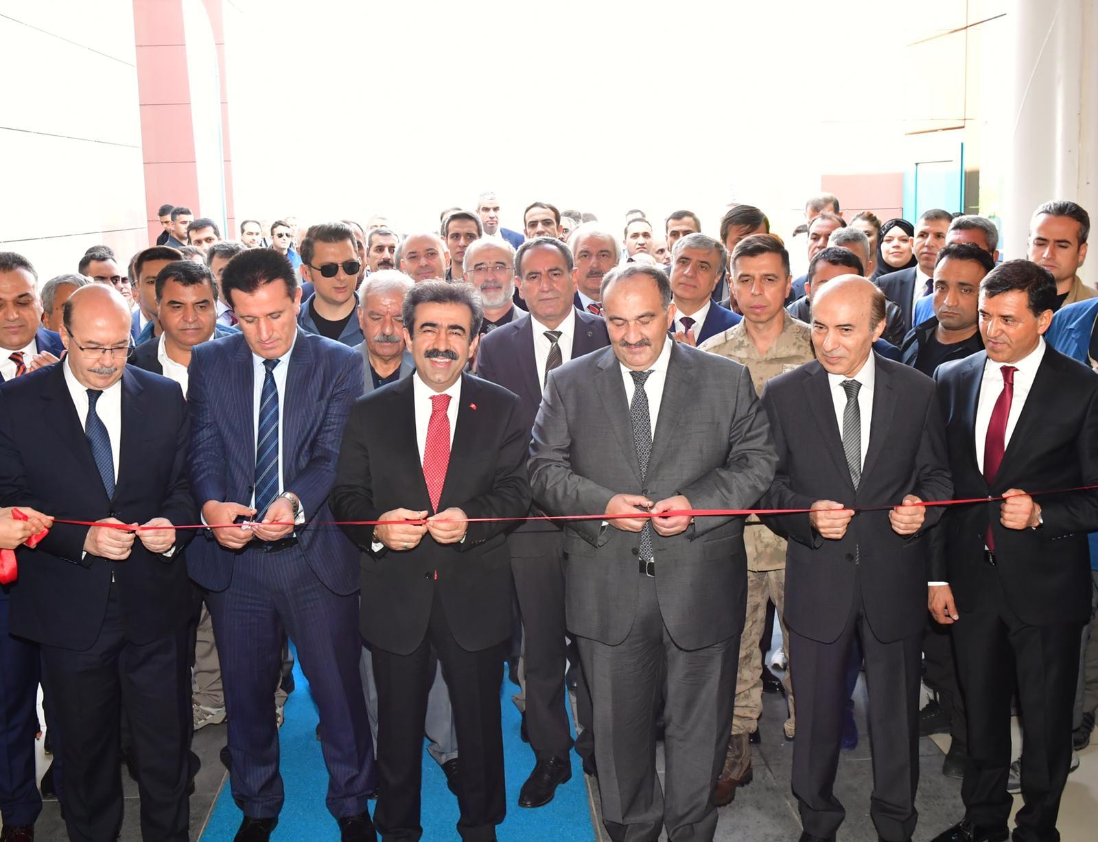 Diyarbakır İstihdam, Kariyer Ve Girişimcilik Fuarımız Açıldı