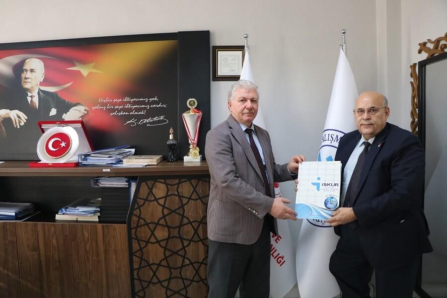 Gaziantep'te Engelli İstihdamı Projesi Protokolü İmzaladık