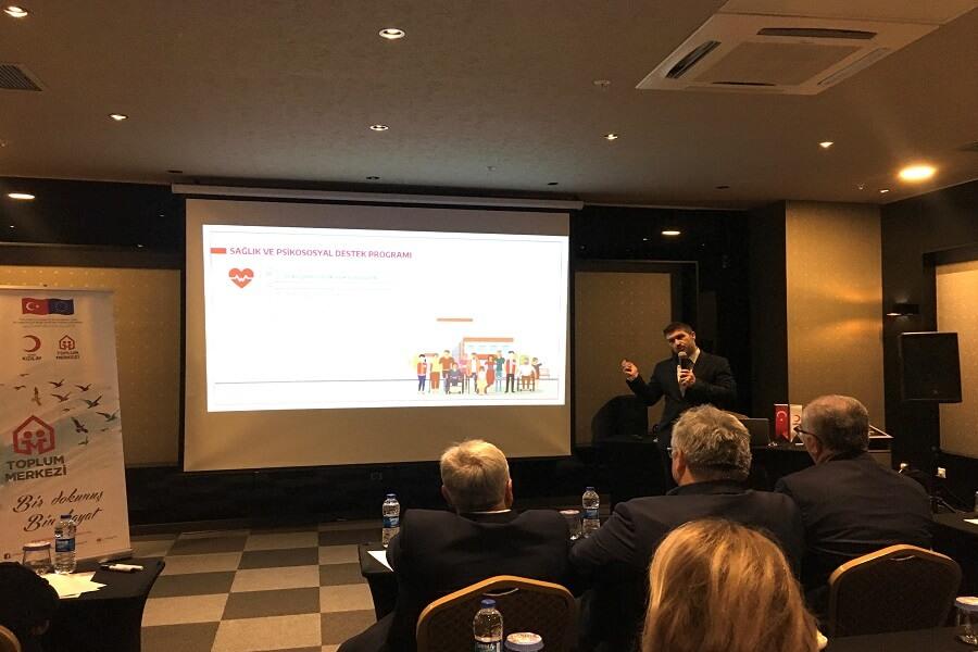 İstanbul'da Geçim Kaynağını Geliştirme Çalıştayı Gerçekleştirdik