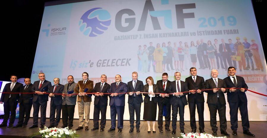 Gaziantep 7. İnsan Kaynakları Ve İstiham Fuarımızı Gerçekleştirdik