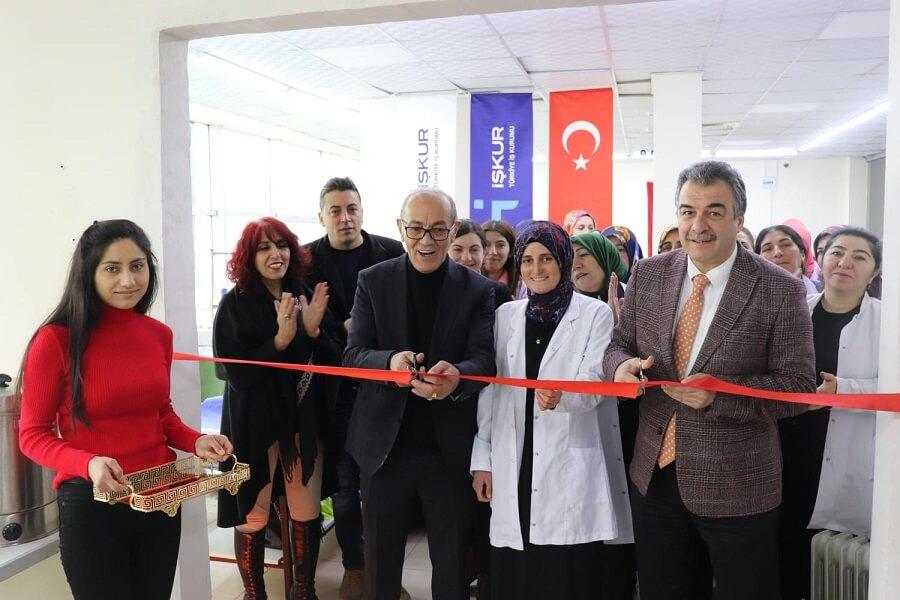 Ardahan'da Mesleki Eğitim Kursu Başlattık