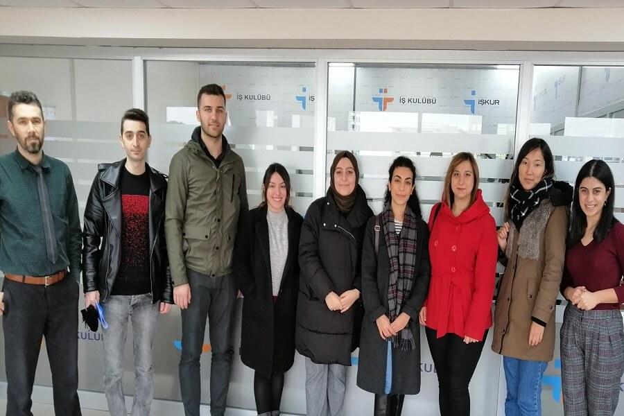 İstanbul'da İşbaşı Eğitim Programlarımız Devam Ediyor