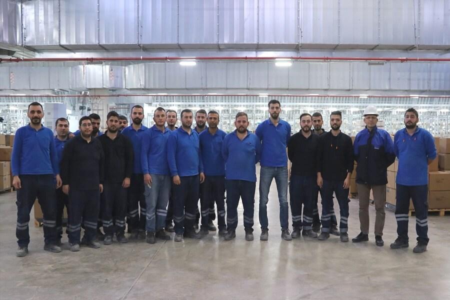 Adana'da MEGİP Kapsamında Kurs Başlattık