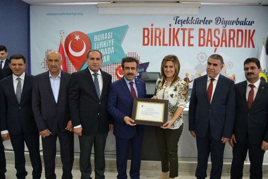 Diyarbakır'da İl İstihdam ve Mesleki Eğitim Kurulu Toplantısı Yapıldı