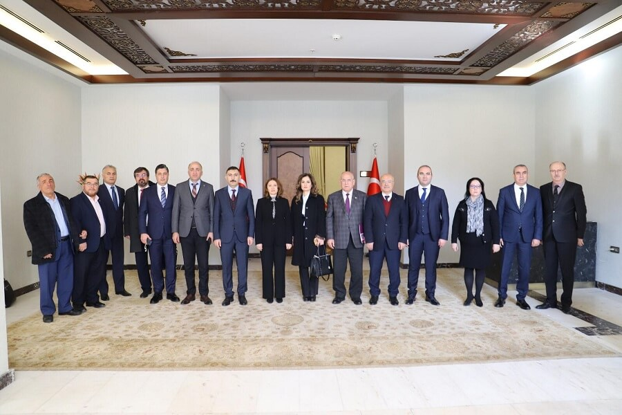 Ankara İl İstihdam ve Mesleki Eğitim Kurulu Toplantısı Gerçekleştirildi