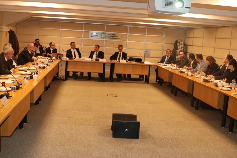 İstanbul'da İl İstihdam ve Mesleki Eğitim Kurulu Toplantısı Gerçekleştirildi