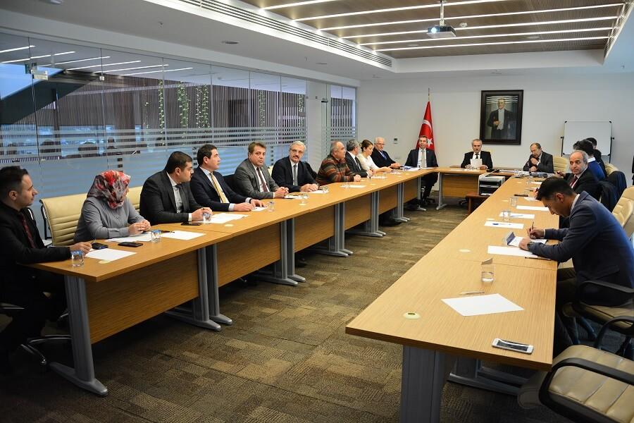 Denizli'de İl İstihdam ve Mesleki Eğitim Kurulu Toplantısı Gerçekleştirildi