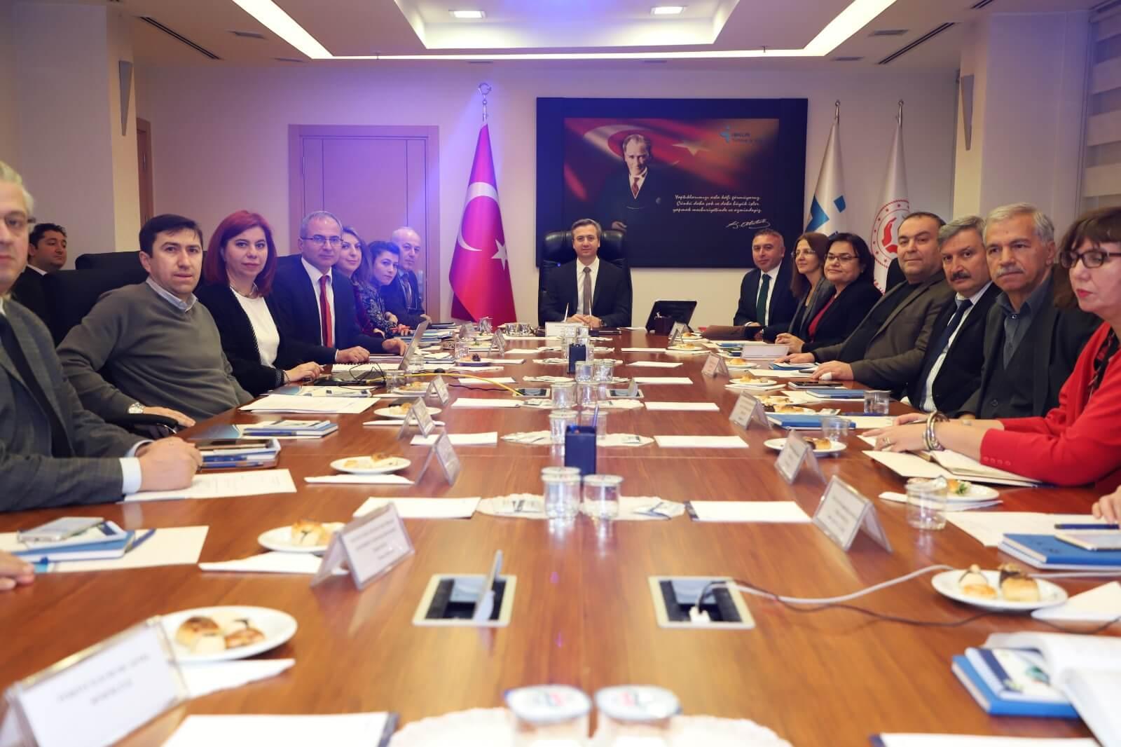 87. Meslek Danışma Komisyonu (MEDAK) Toplantısını Gerçekleştirdik