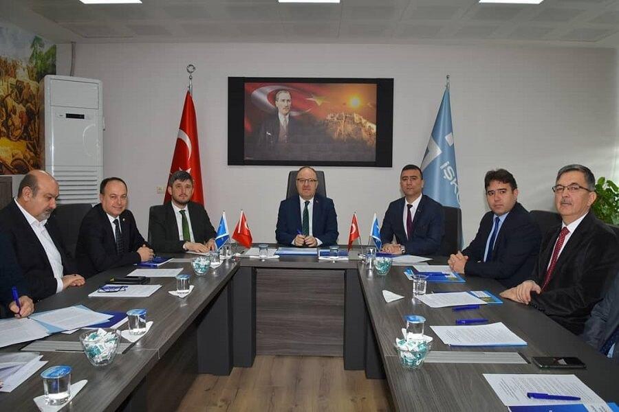 Afyonkarahisar'da İl İstihdam ve Mesleki Eğitim Kurulu Toplantısı Gerçekleştirildi