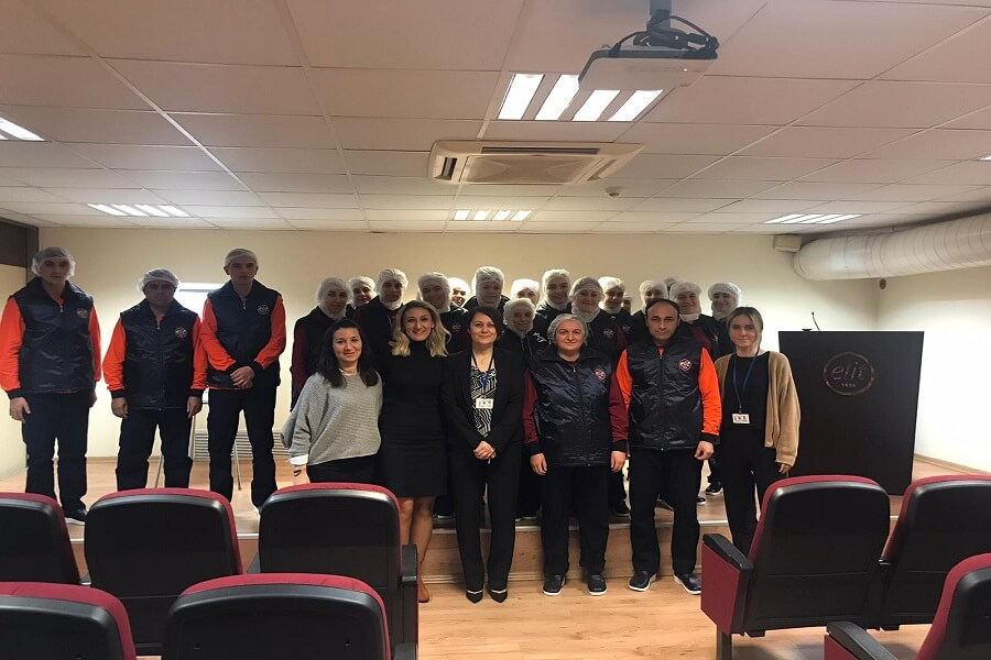 İstanbul'da Yeni İşbaşı Eğitim Programlarımızı Başlattık