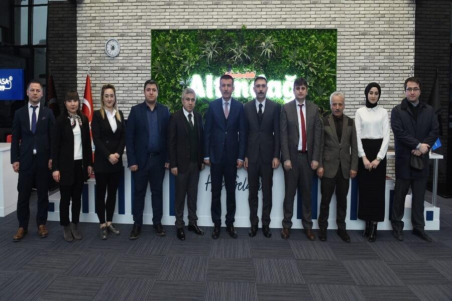 Altındağ Belediyesi İŞKUR Hizmet Noktası Açılışını Gerçekleştirdik