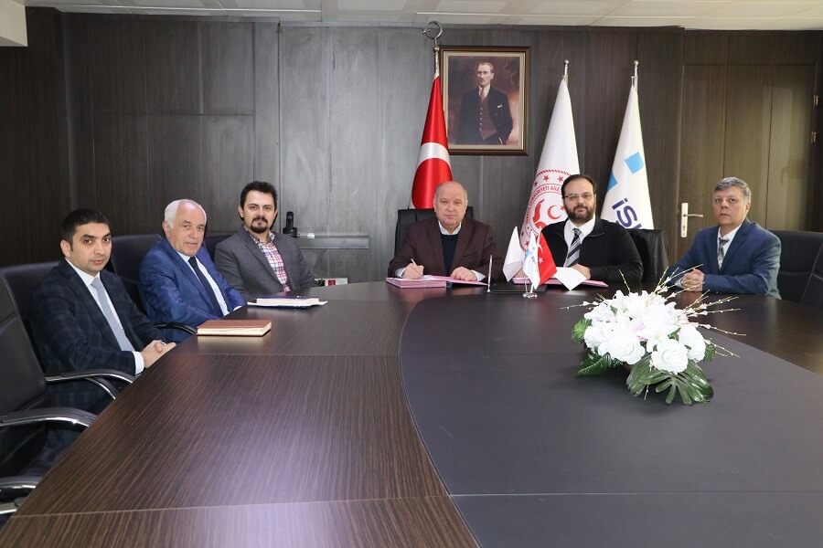 İzmir'de Uçak Bakım Teknisyenliği Kurs Protokolü İmzaladık