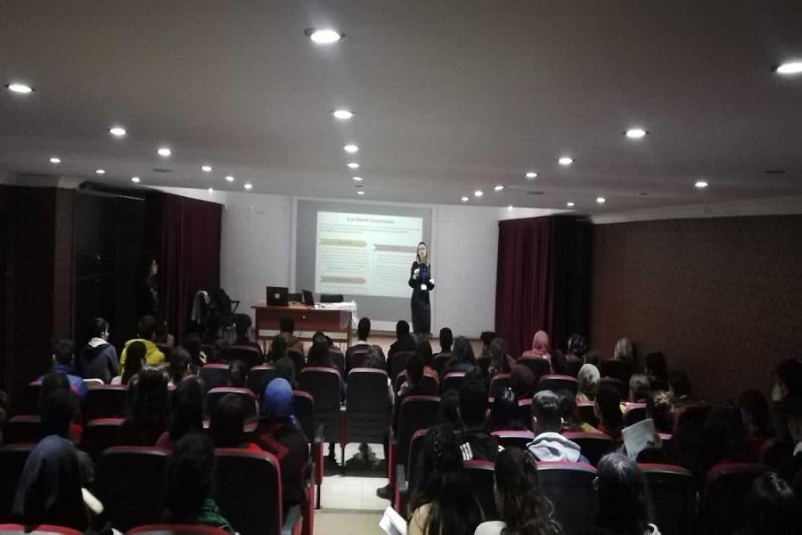 Şırnak'ta Öğrencilere Geleceğin Mesleklerini Anlattık