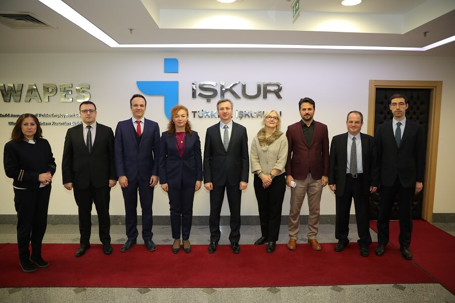 Our Director General received Ms. Ayşegül Selışık, Assistant FAO Representative for Turkey