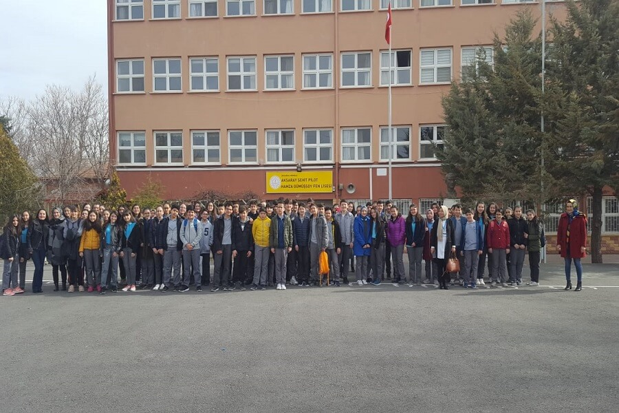 """Aksaray'da """"Eğitim Öğretim Kurumu Tanıtım"""" Etkinliği Düzenledik"""