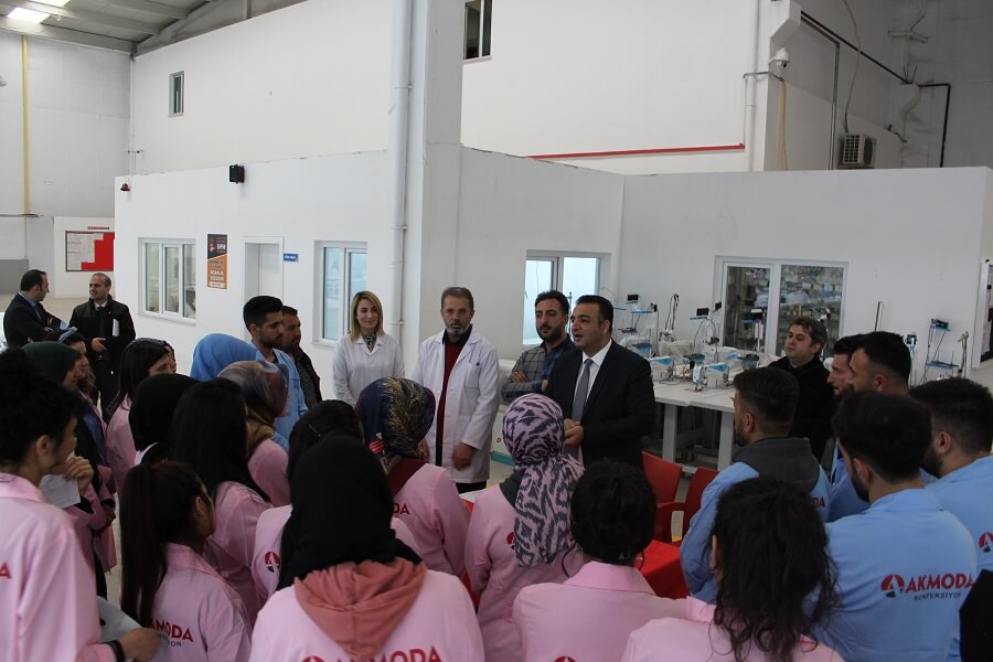 Aksaray'da İşbaşı Eğitim Programlarımız Başladı